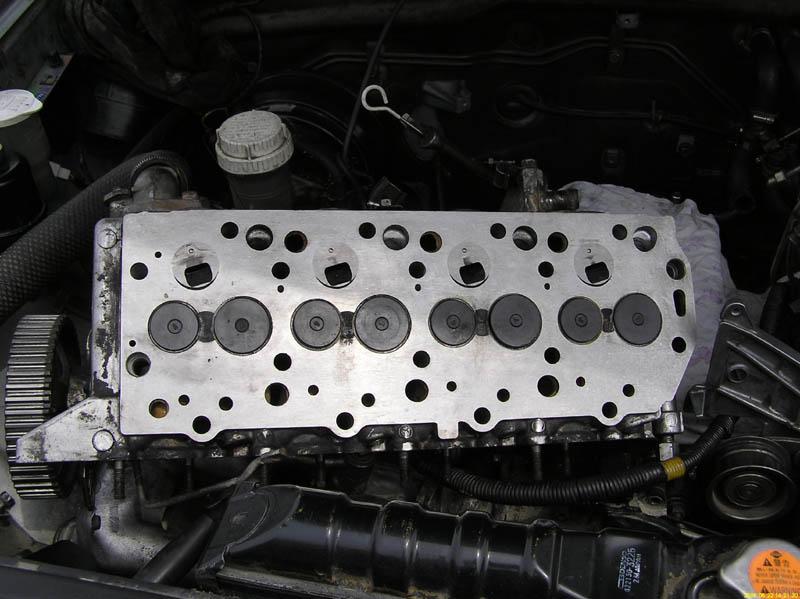 Ремонт двигатель 4d56 своими руками 99